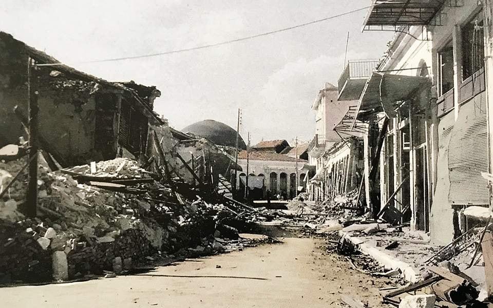 Σεισμοί και βοήθεια