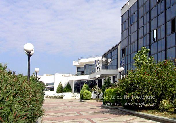 Κτίριο Γραφείων της Δ.Ε.Υ.Α.Λ.
