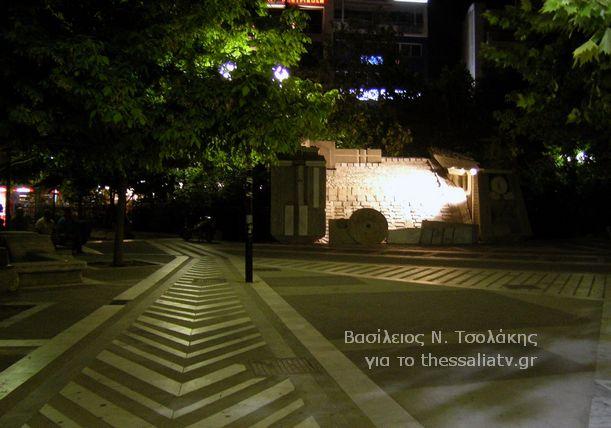 Πλατεία Ταχυδρομείου, εδώ που χτυπά η καρδιά της Λάρισας