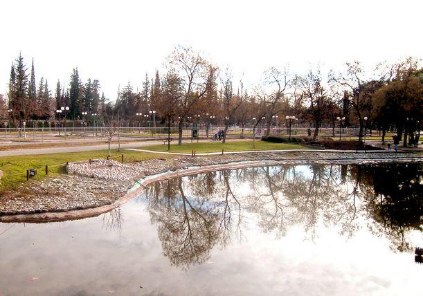 Το πάρκο του Αλκαζάρ