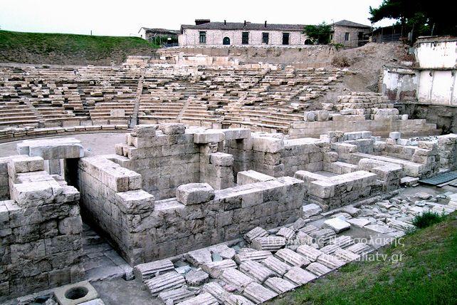 Το Αρχαίο Θέατρο της Λάρισας