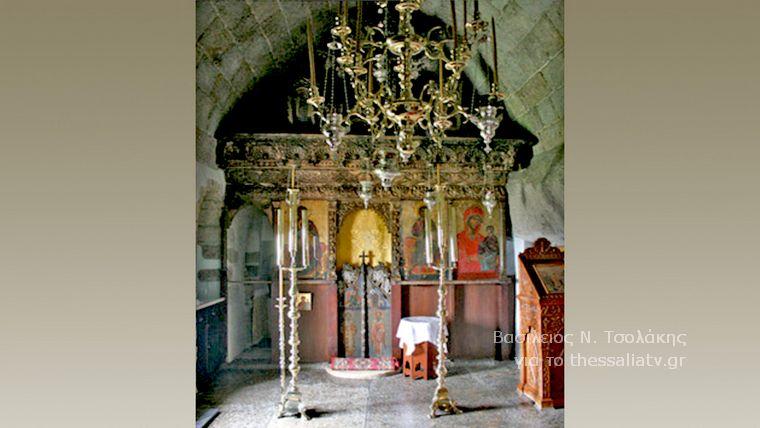 Το σπήλαιο της Αποκάλυψης του Ιωάννη στη νήσο Πάτμο